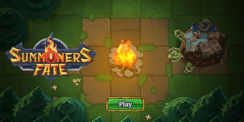 Summoners Fate preview -