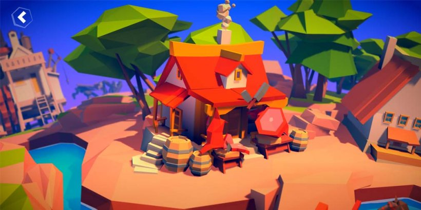 Apple Arcade adds Angry Birds Reloaded, Doodle God Universe, Alto's Odyssey: The Lost City, and more