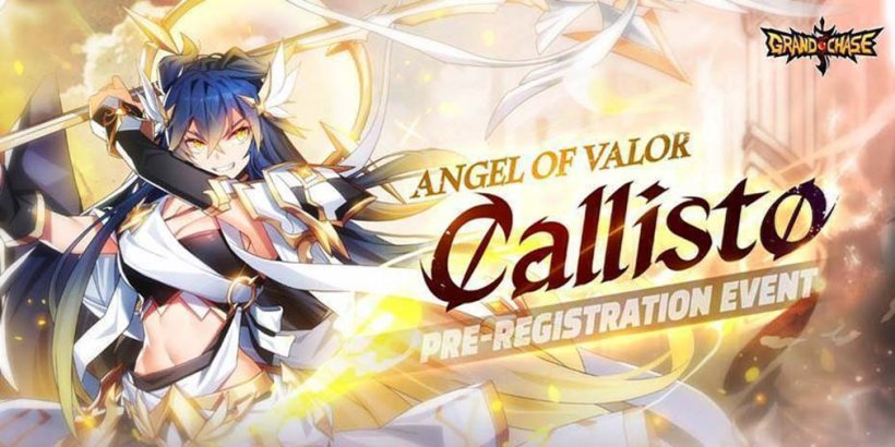GrandChase adds new hero Callisto, available for free via pre-registration