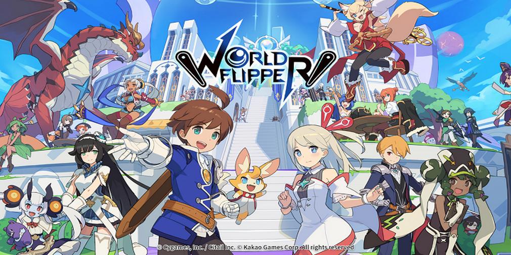 World Flipper, le titre mêlant RPG et flipper, dévoile sa date de sortie sur mobiles
