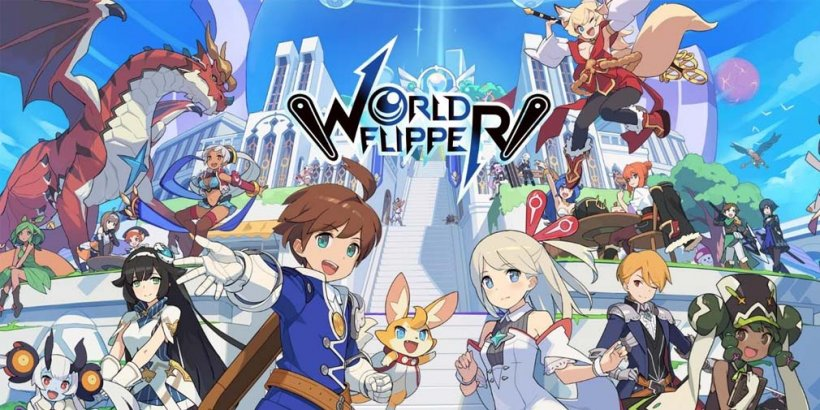 World Flipper is an upcoming JRPG-slash-pinball title coming to iOS and Android, now open for pre-registration