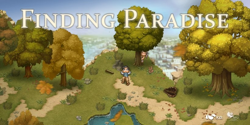 Finding Paradise, the narrative-driven adventure game from the creators of To the Moon, is heading for iOS and Android