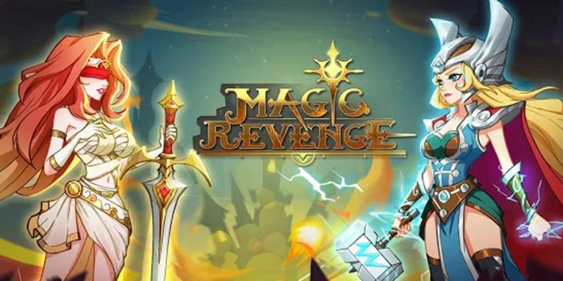 Magic Revenge, TojoyGame's casual idle RPG on Android, is also coming to iOS on July 25th