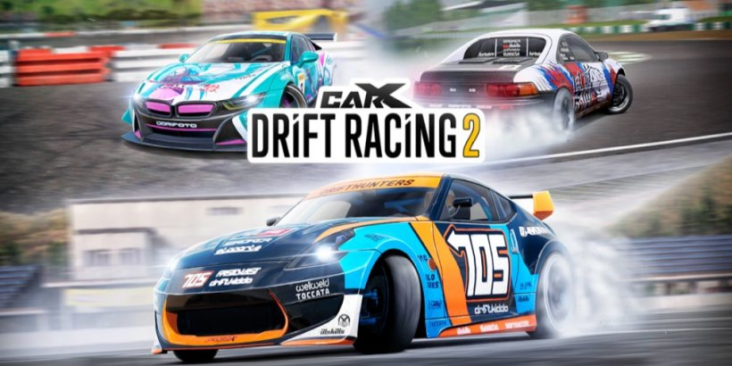 CarX Drift Racing 2 tuning guide - How to find the perfect setup