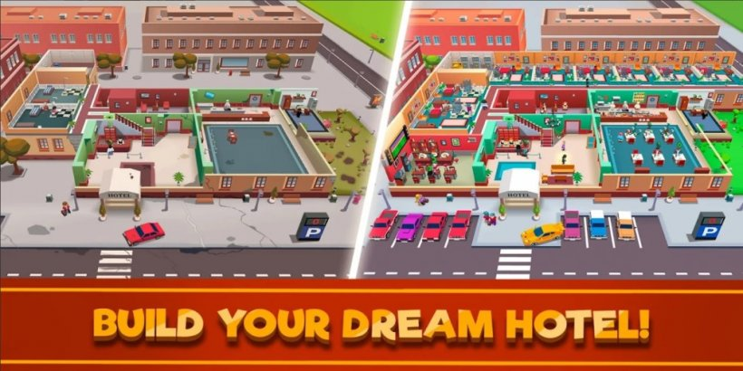 Hotel Empire Tycoon tips and cheats