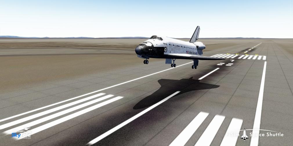 Envolez-vous avec F-Sim Space Shuttle 2, disponible en août sur supports iOS