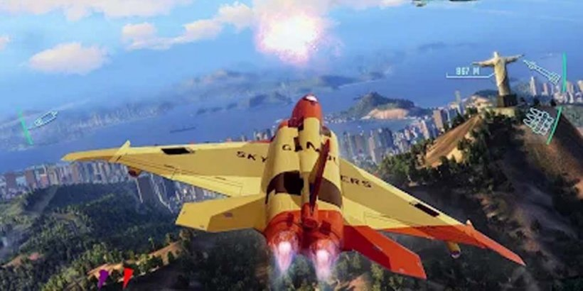 Sky Gamblers: Infinite Jets, Atypical Games' flight sim title, launches on Android today