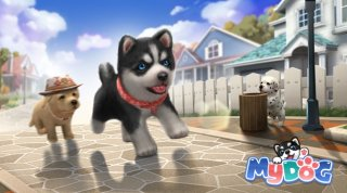 My Dog is a new pet simulation game coming for dog lovers, available now for iOS and Android