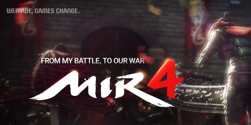 MIR4 is an upcoming K-fantasy MMORPG for iOS and Android, now open for pre-registration