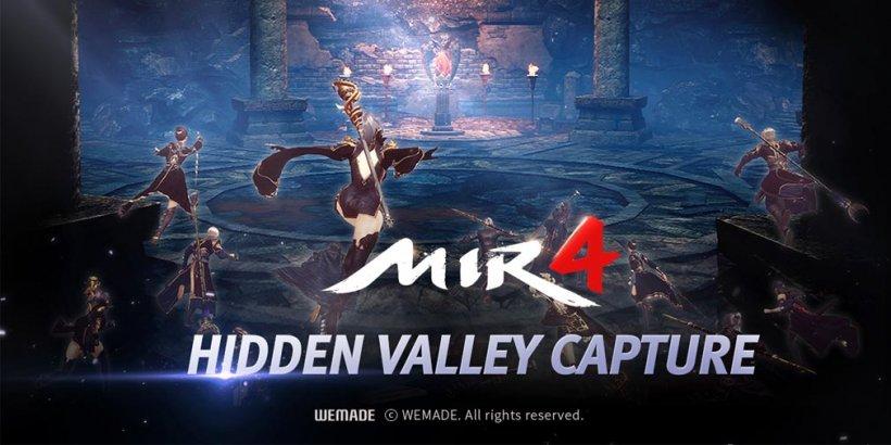 MIR4 introduces Hidden Valley Capture clan battles in first major update