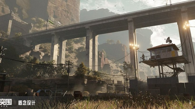 Arena Breakout announced: realistic strategic FPS from Tencent!