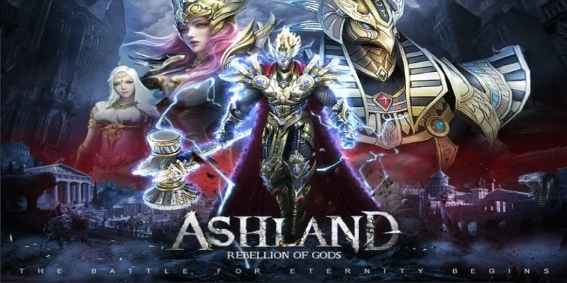 Ashland: Rebellion of Gods beta has released in the Philippines