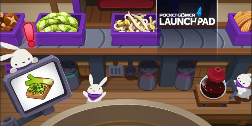 Noodle Souperstar, BattleBrew Productions' cooking game, will feature in Launchpad #5