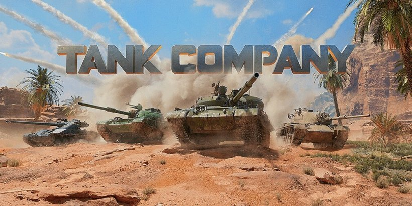 Tank Company is an upcoming 15v15 tank battle game from NetEase that's available now in open beta