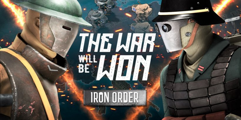 Iron Order 1919, a strategy-based game taking place in an alternate post-WW1 universe, launches today for iOS and Android