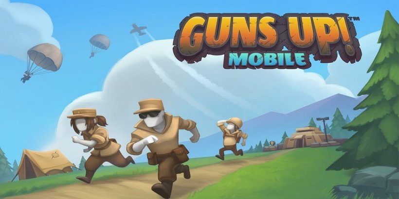 GUNS UP! Mobile pre-registrations begin for iOS and Android devices