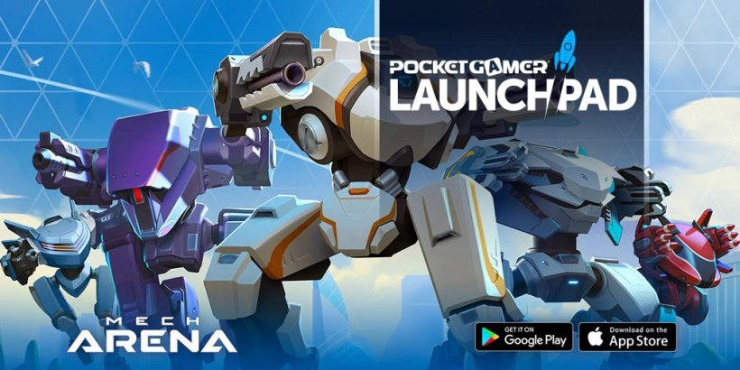 Mech Arena: Robot Showdown is Plarium's new arena shooter that provides perfect multiplayer mayhem, out now for mobile