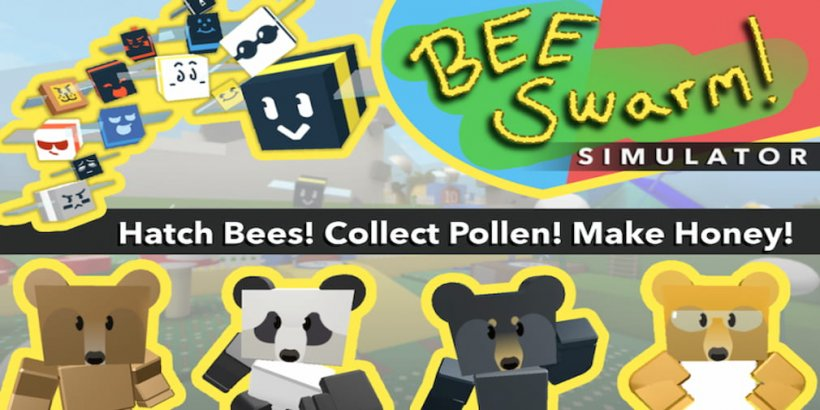 Bee Swarm Simulator codes (October 2021)