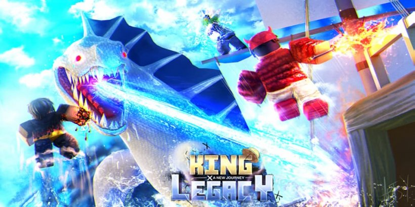 King Legacy codes (October 2021)