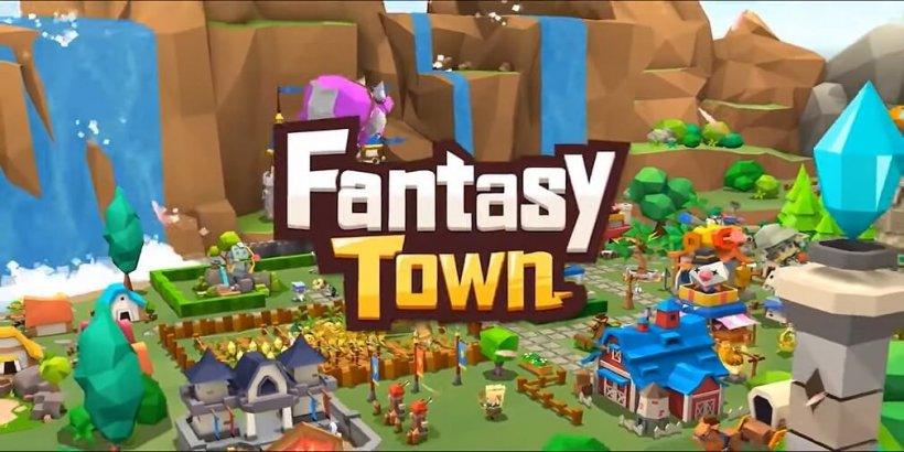 Fantasy Town, Garena's mobile farming simulator, is now available in additional regions
