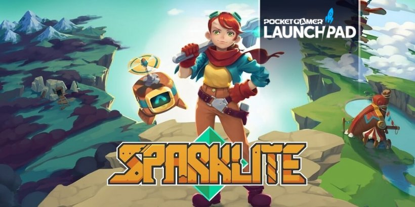 Sparklite, Red Blue Games' action adventure title, is heading for iOS and Android later this year