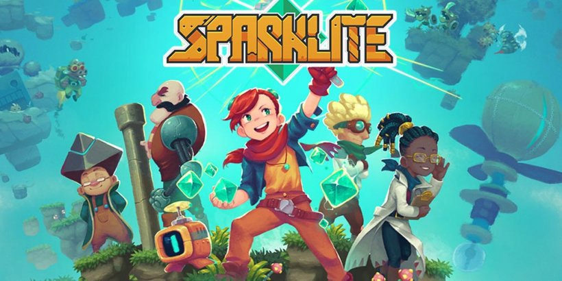 Sparklite is an action-adventure roguelite game coming to mobile on November 9th