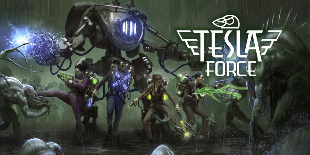 Le rogue-lite Tesla Force sortira cette semaine sur supports iOS