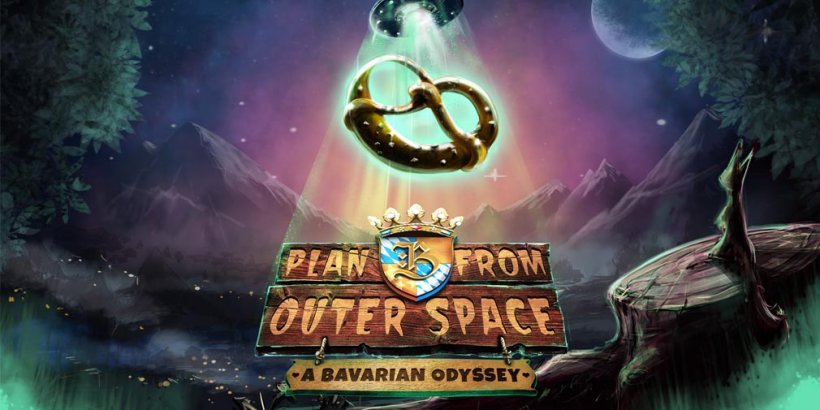 Plan B from Outer Space: A Bavarian Odyssey is an upcoming interactive novel about an alien invasion - only this time, you're the alien