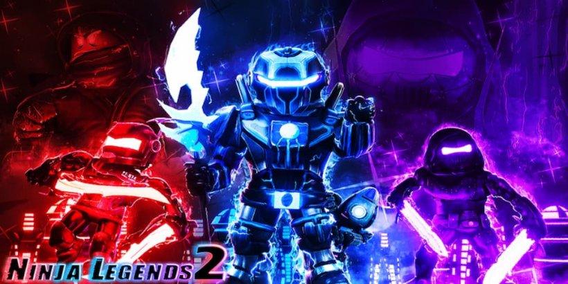 Ninja Legends 2 codes to redeem (October 2021)