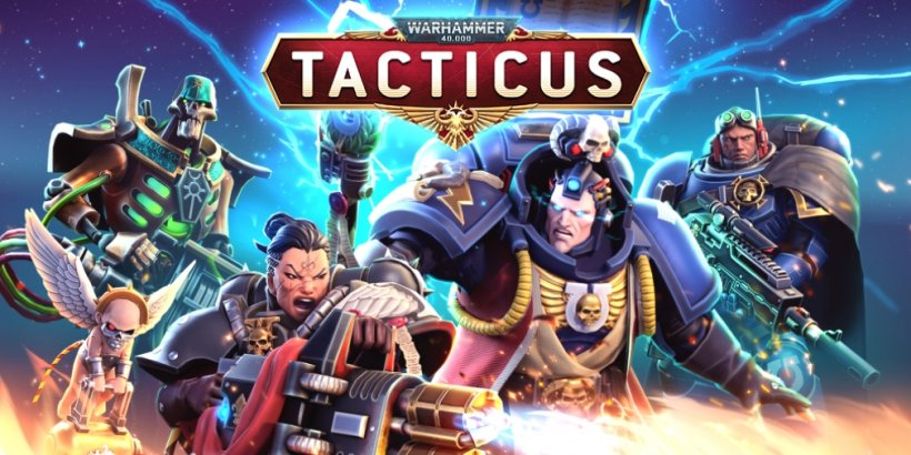 Warhammer 40000: Tacticus is an upcoming strategy game for iOS and Android from the developer of Rivengard