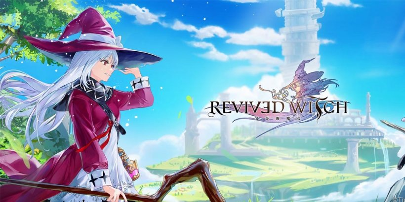 Revived Witch, the mobile pixel-art RPG will release next month in Korea