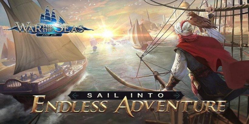 War for the Seas, a pirate-themed open world mobile game from NetEase has released for Android