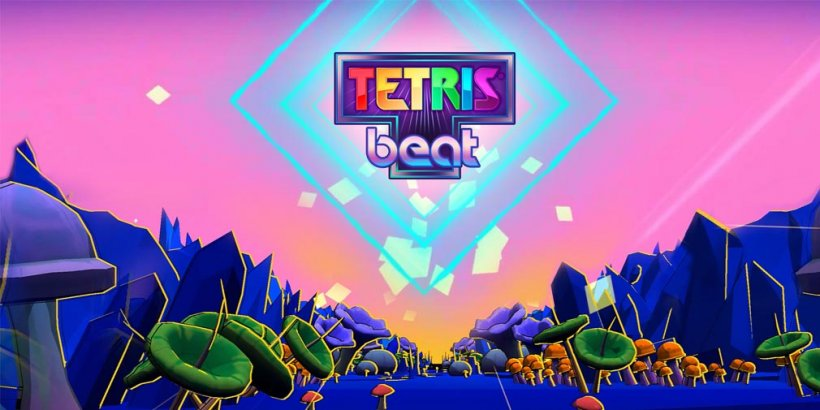 Tetris Beat is a Tetris rhythm game with masterful beats out now on Apple Arcade