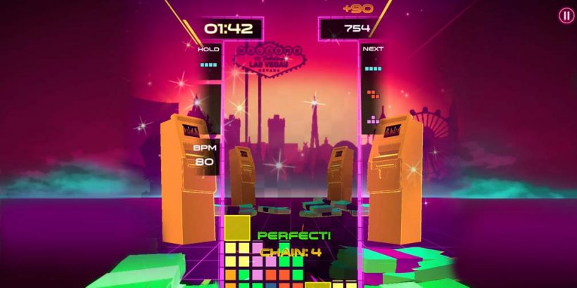 Tetris Beat welcomes music from Katherine Ho, DJ Qbert and more in first major update
