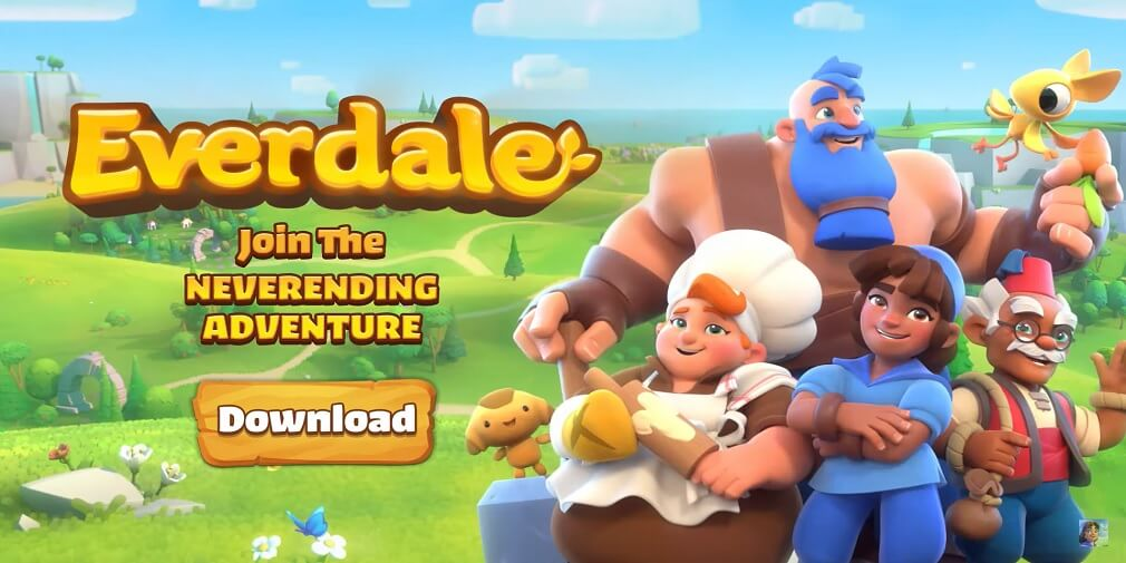 Everdale : comment le télécharger et y jouer sur Android