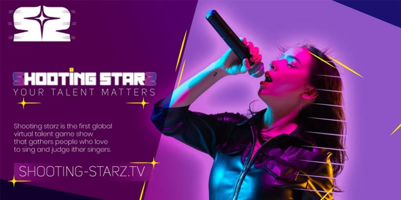 Shooting Starz, a new virtual singing competition game, is now looking for supporters on Ulule