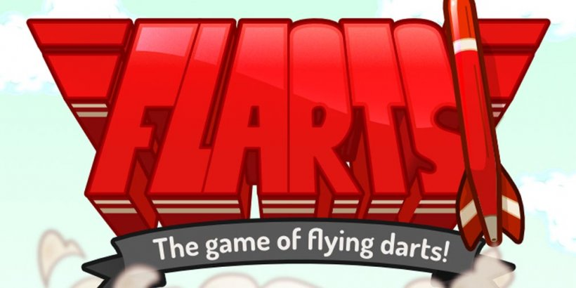 Flarts lets you throw flying darts to pop piñatas, coming to iOS on September 1st