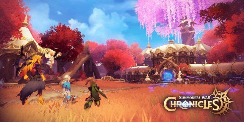 Summoners War: Chronicles, Com2uS' new MMORPG, is coming soon to iOS and Android