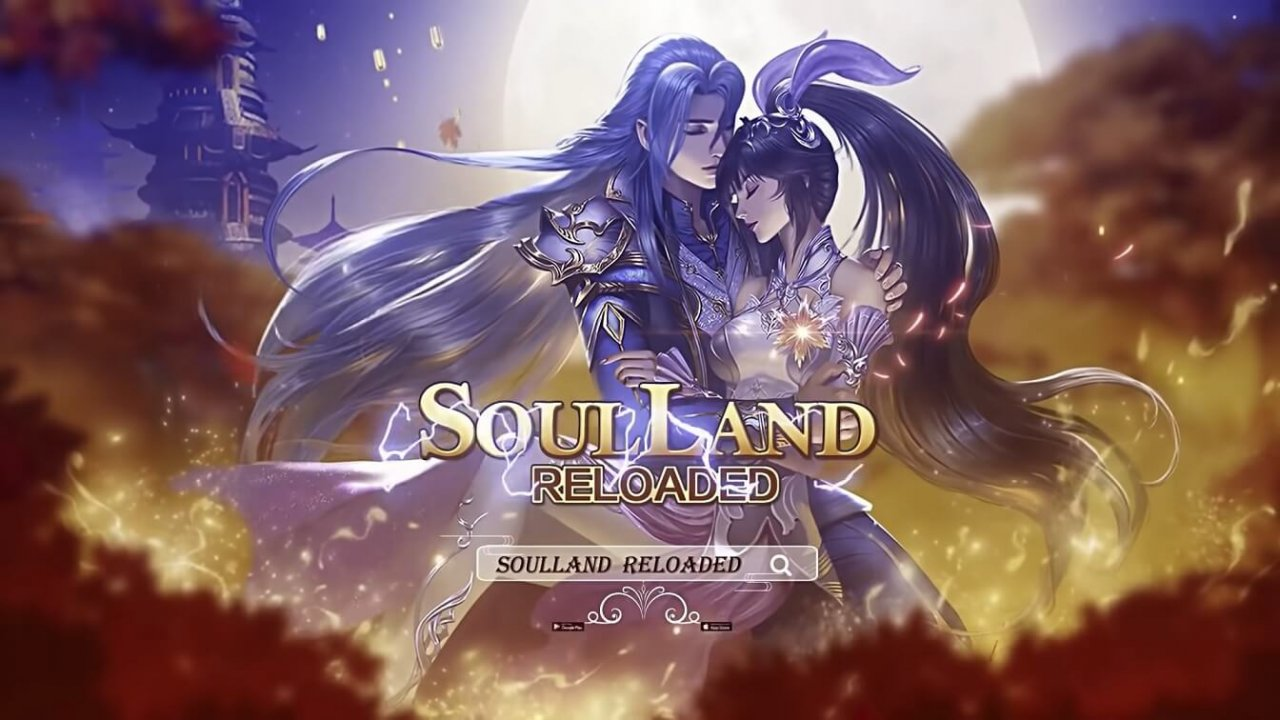 Soul Land Reloaded, an officially licensed mobile game based on the original Soul Land story, has been released