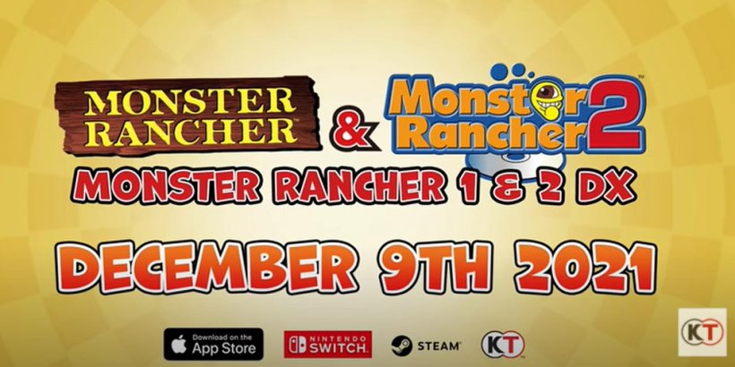 Monster Rancher 1 & 2 DX is coming to iOS devices this December