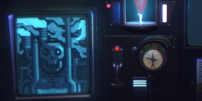 Nauticrawl: 20,000 Atmospheres, the popular escape room puzzle adventure, is out now on iOS