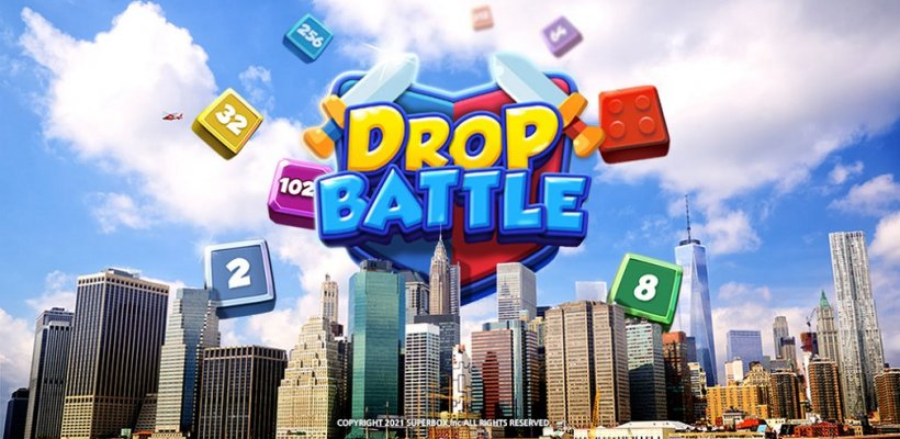 Drop Battle is a Tetris-like merge game with emphasis on PvP, out now for iOS and Android