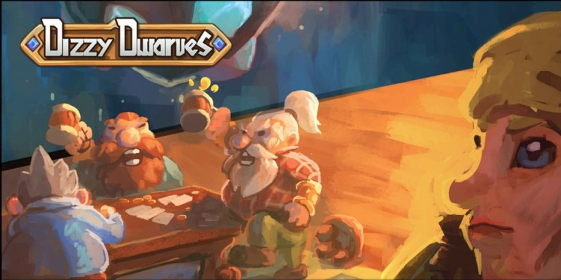 Dizzy Dwarves is a straightforward action game that tests your reactions. Available now for iOS and Android