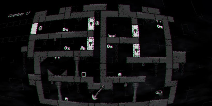A Blob and his Box, a charming new adventure platformer in black and white, is out now on Google Play