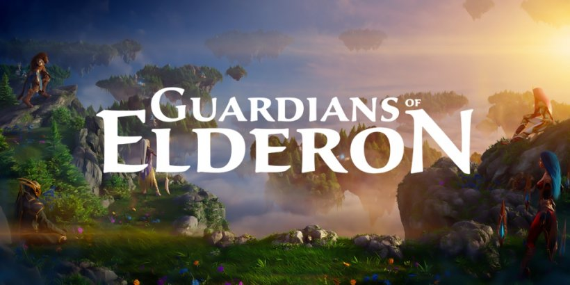 Guardians of Elderon is a multiplayer strategy and base building game that's available now for iOS in beta