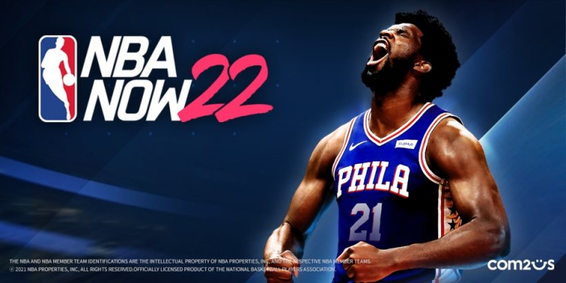 NBA Now 22 interview: Rich Grisham discusses how COM2US' latest basketball title stands out from the competition
