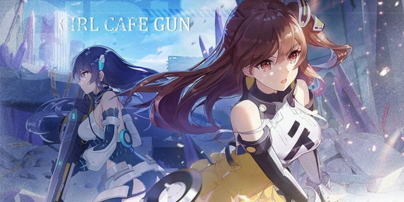 Girl Cafe Gun tier list - best character and weapons sorted, with a reroll guide