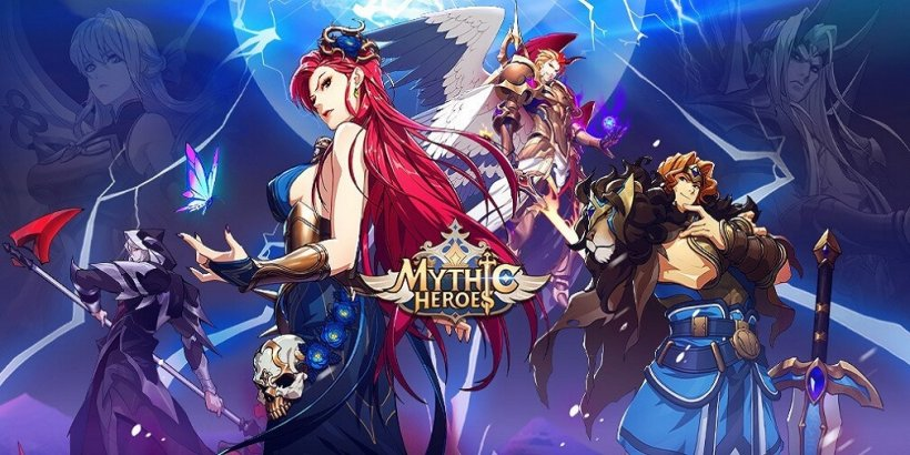 Mythic Heroes: Idle RPG Interview: IGG discuss how its Idle RPG allows players to get creative