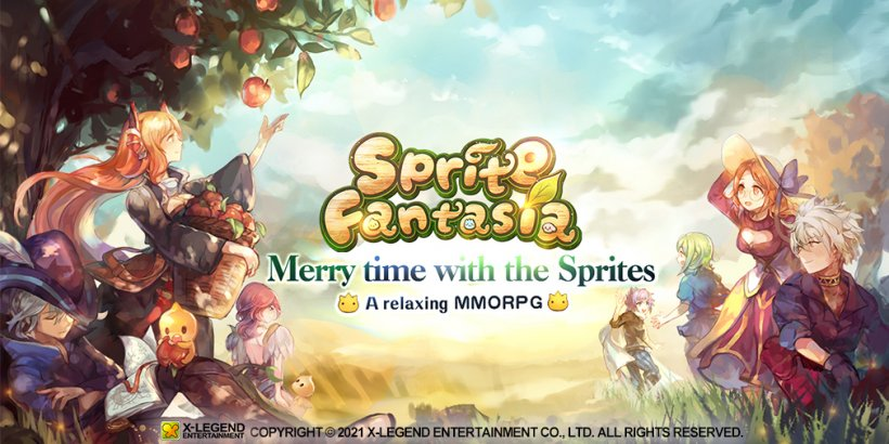 Sprite Fantasia hands-on: sit back, relax, and have fun with your sprites