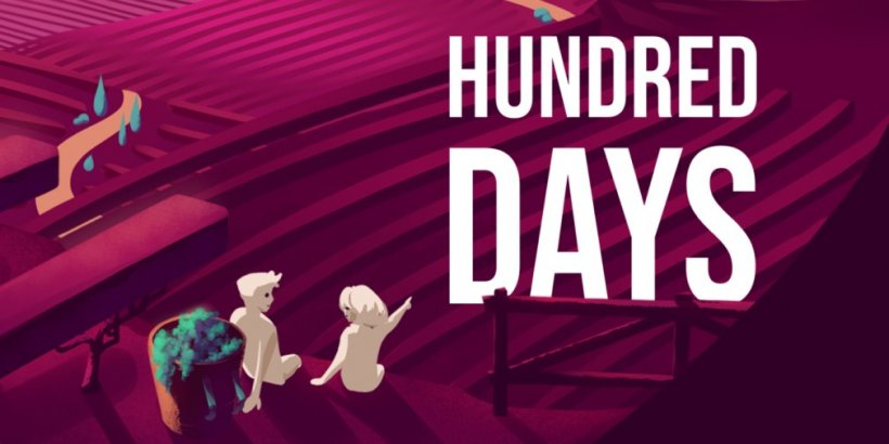 Hundred Days, a new simulator gives you the opportunity to become a winemaker on mobile